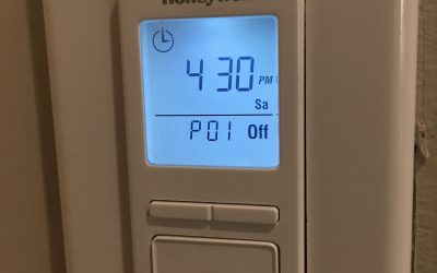 Praveen's Picks: The Honeywell Econoswitch RPLS740B Programmable Switch
