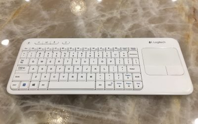 Praveen's Picks: The Logitech Wireless Keyboard K400